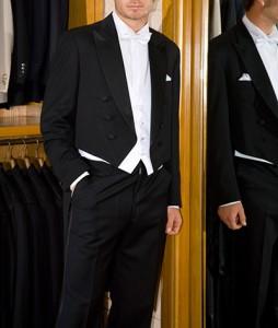 Groom coats